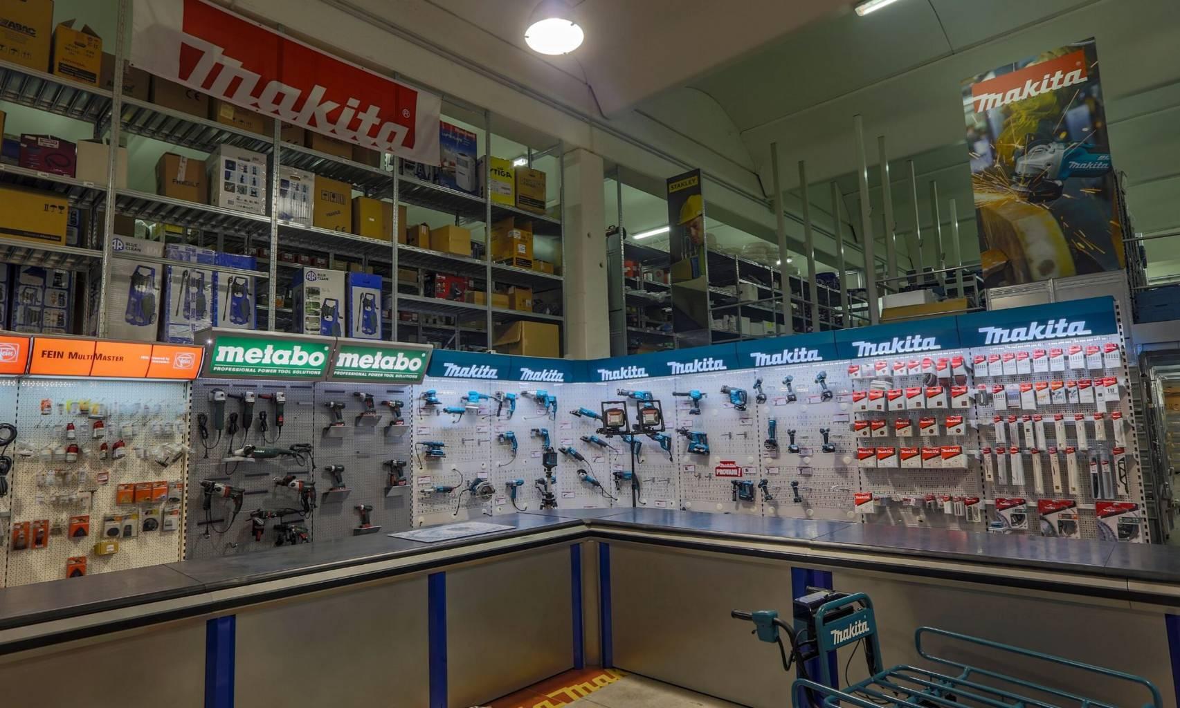 Tecnofer s.r.l. - negozio di ferramenta a Ponte San Giovanni (Pg)