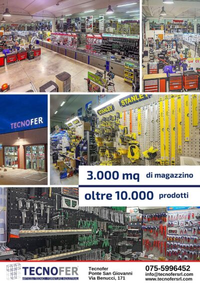 Tecnofer magazzino